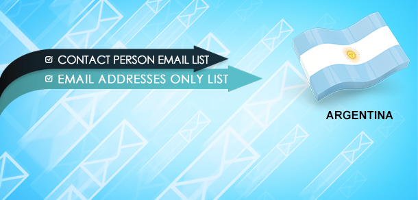 Argentina Email Database Lists