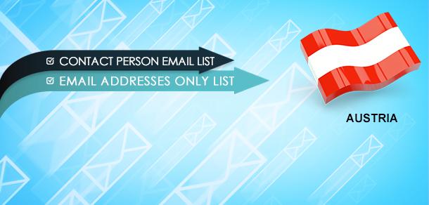 Austria Email Lists