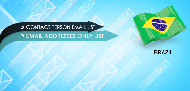 Brazil Email Marketing Lists