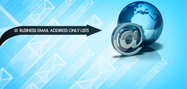 Business Email Address Only Lists