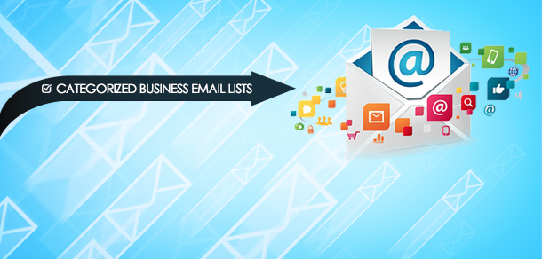 Categorized Email Lists