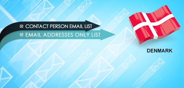 Denmark Business Lists