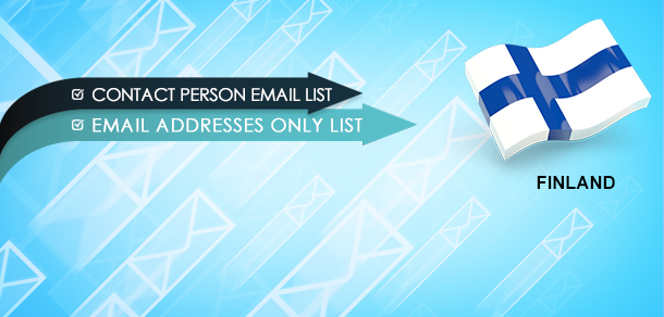Finland Email Lists