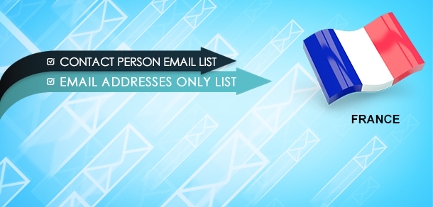 France Business Email Lists