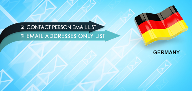 Germany Email Marketing Lists