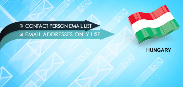 Hungary Email Lists