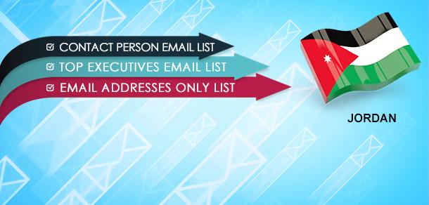 Jordan Email List