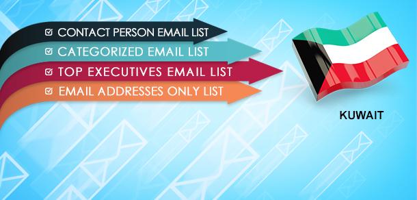 Kuwait Mailing List