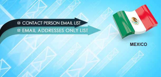 Mexico Business Email Leads