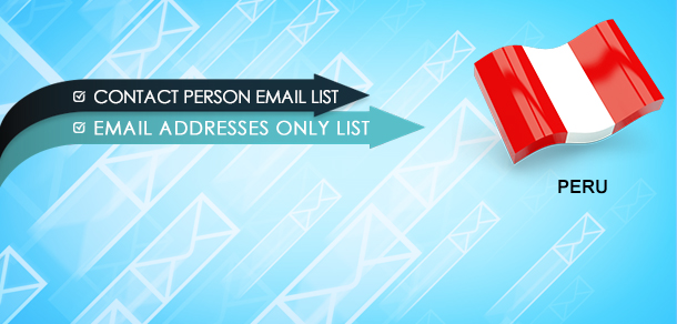 Peru Companies Email Lists