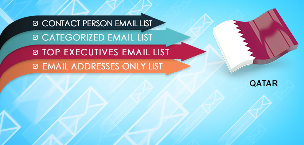 Qatar Email Database