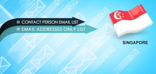 Singapore Companies Database List