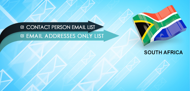 South Africa Email Database Lists