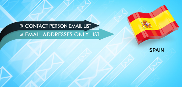 Spain Business Email Lists