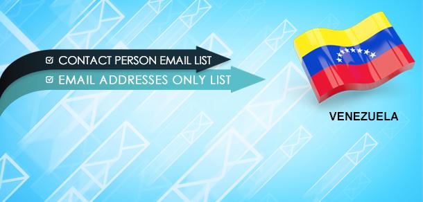 Venezuela Email ID Database