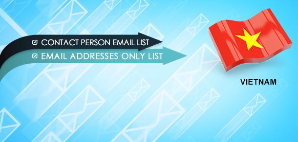 Vietnam Email List