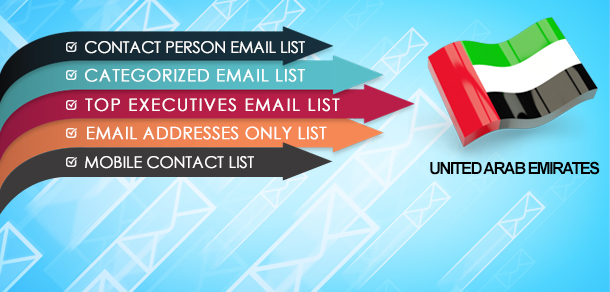 UAE Email Lists